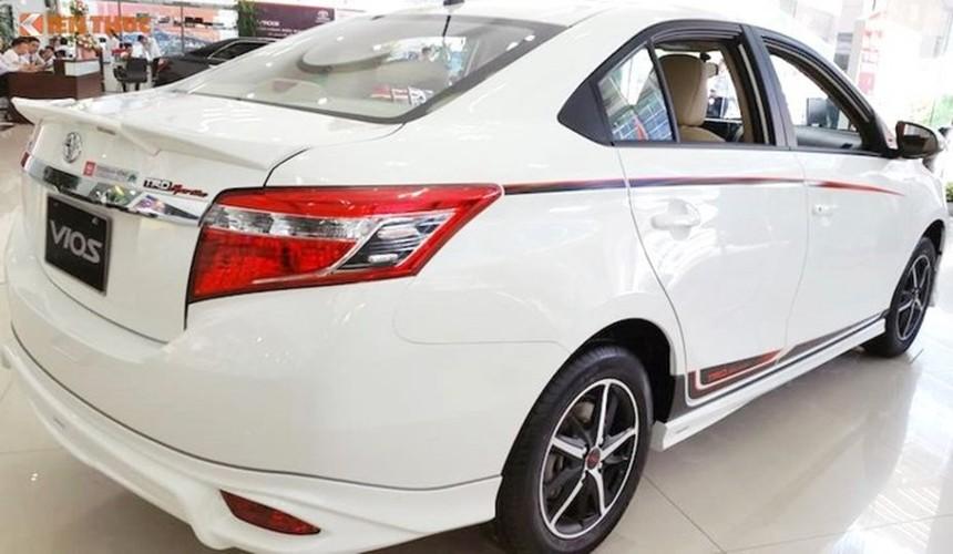Oto Toyota Innova, Corolla Altis va Vios tiep tuc xuong gia-Hinh-5