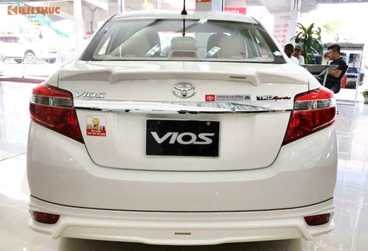 Oto Toyota Innova, Corolla Altis va Vios tiep tuc xuong gia-Hinh-3
