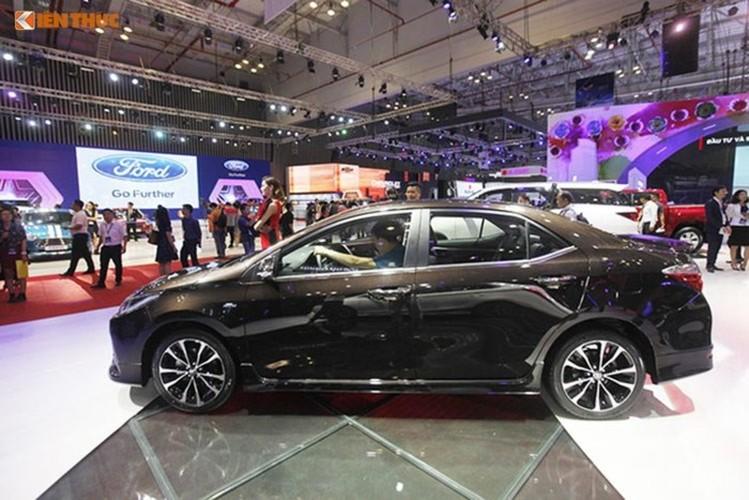 Oto Toyota Innova, Corolla Altis va Vios tiep tuc xuong gia-Hinh-11
