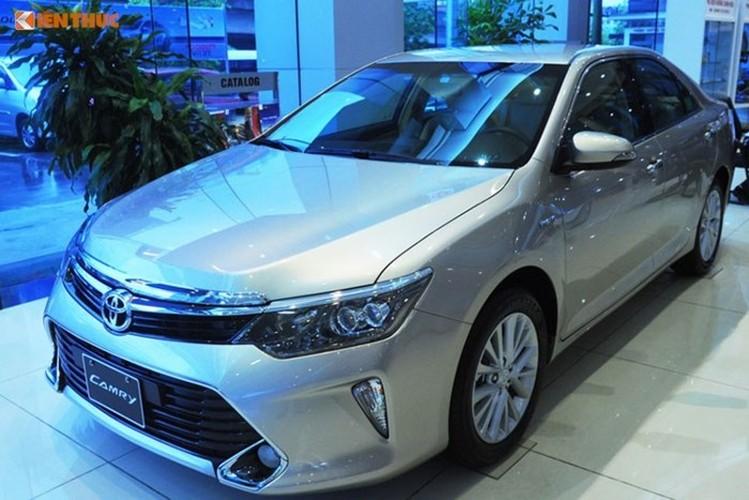 Oto Toyota Innova, Corolla Altis va Vios tiep tuc xuong gia-Hinh-14