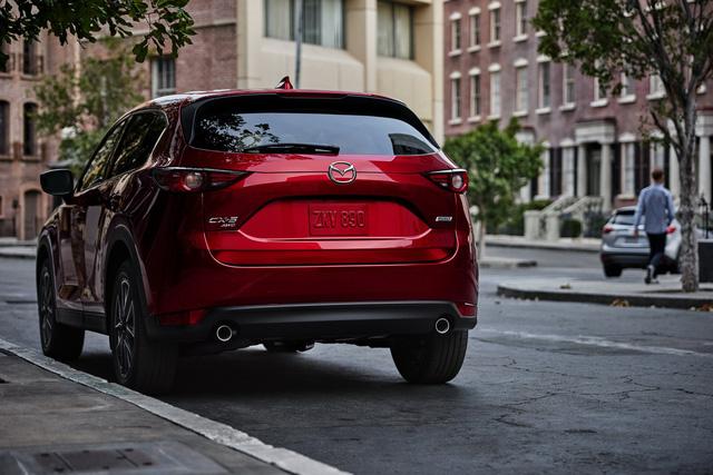 Mazda CX-5 2018 tại Mỹ có gì đặc biệt