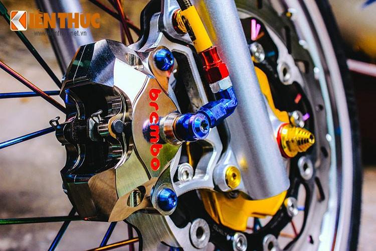Honda Dream chien do phong ca tinh cua dan choi Nam bo-Hinh-8