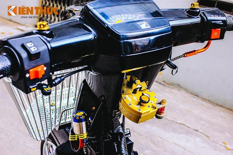 Honda Dream chien do phong ca tinh cua dan choi Nam bo-Hinh-3