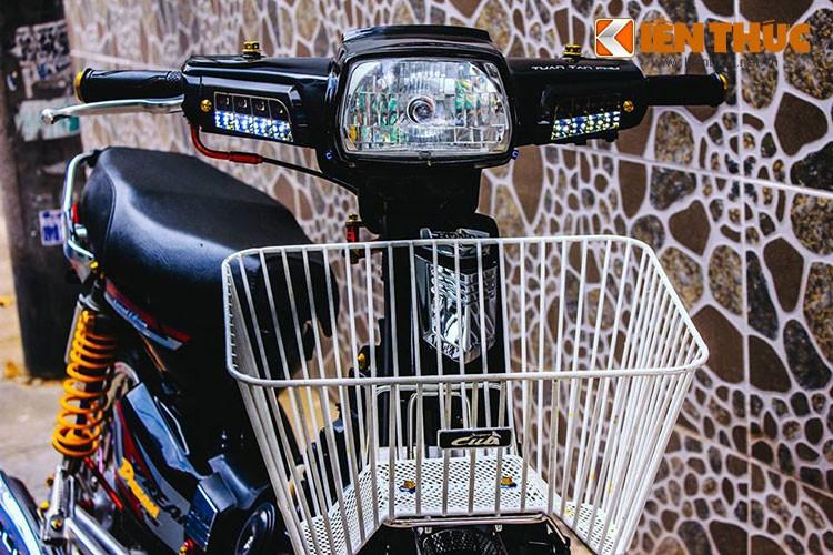 Honda Dream chien do phong ca tinh cua dan choi Nam bo-Hinh-2