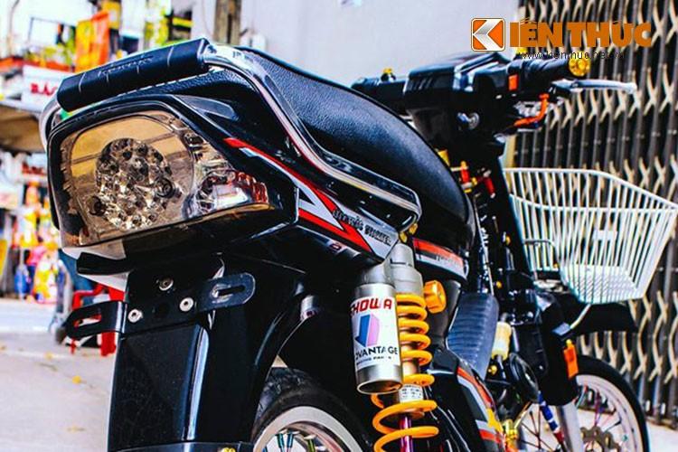 Honda Dream chien do phong ca tinh cua dan choi Nam bo-Hinh-5