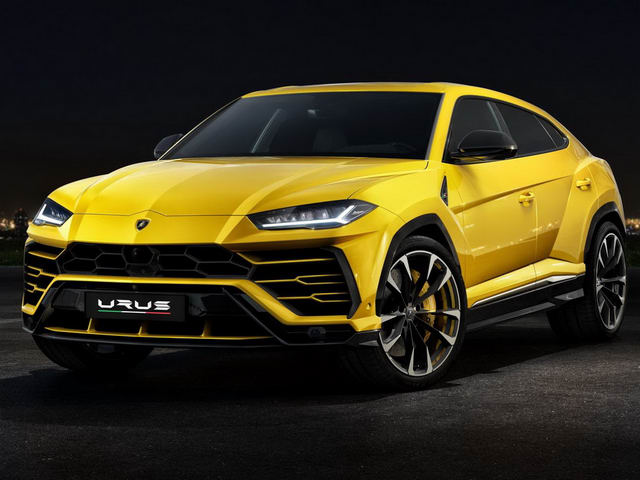 SUV nhanh nhất thế giới Lamborghini Urus 2018 ra mắt chốt giá bán