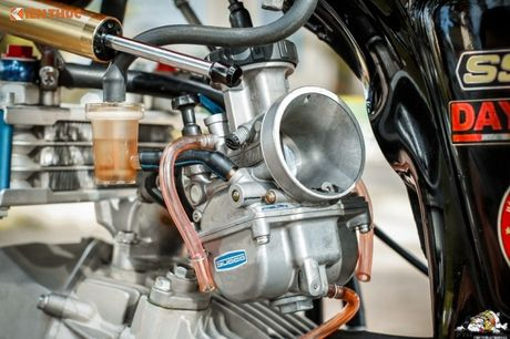 Huyền thoại Honda 67 độ thành xe Pkl tại Gia Lai
