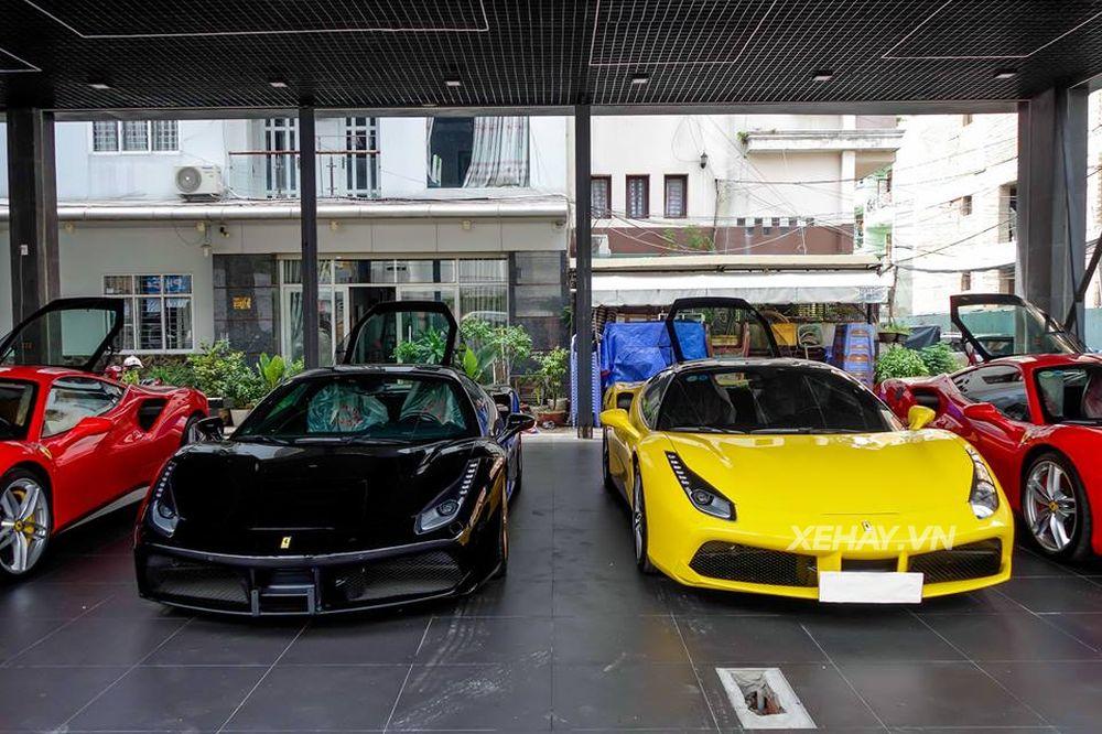 Khám phá Showroom chuyên bán siêu xe tại Sài Gòn