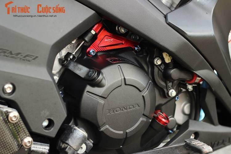 Dan choi Viet chi 200 trieu dong do xe may Honda Sonic-Hinh-6
