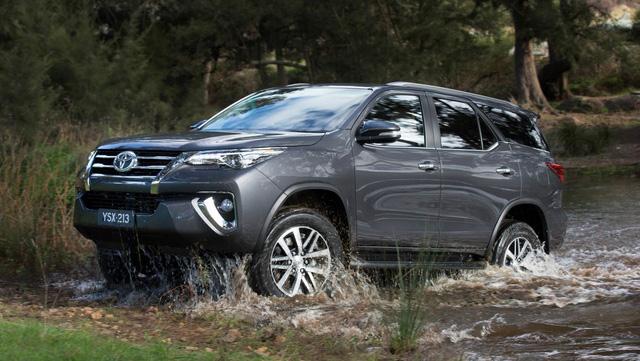 Chevrolet Trailblazer có gì để cạnh tranh Toyota Fortuner tại Việt Nam? - Ảnh 6.