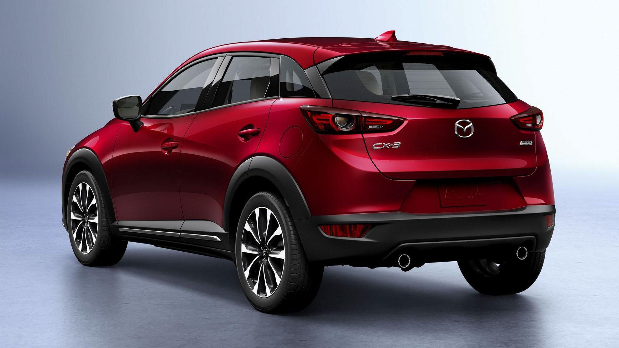 Thị trường xe - Xem trước Mazda CX-3 2019: 'Kẻ ngáng đường' Ford Ecosport (Hình 4).