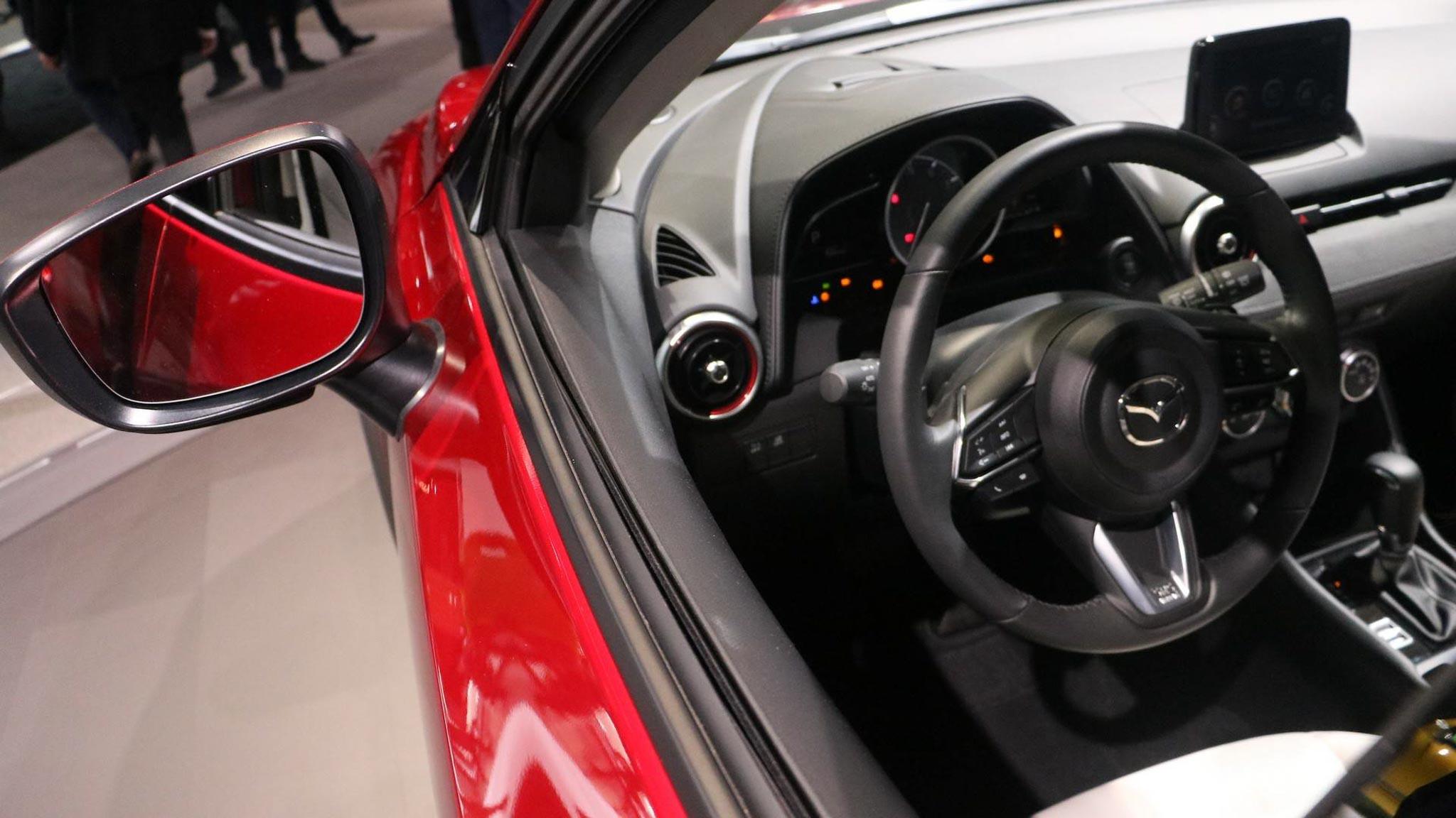 Thị trường xe - Xem trước Mazda CX-3 2019: 'Kẻ ngáng đường' Ford Ecosport (Hình 10).