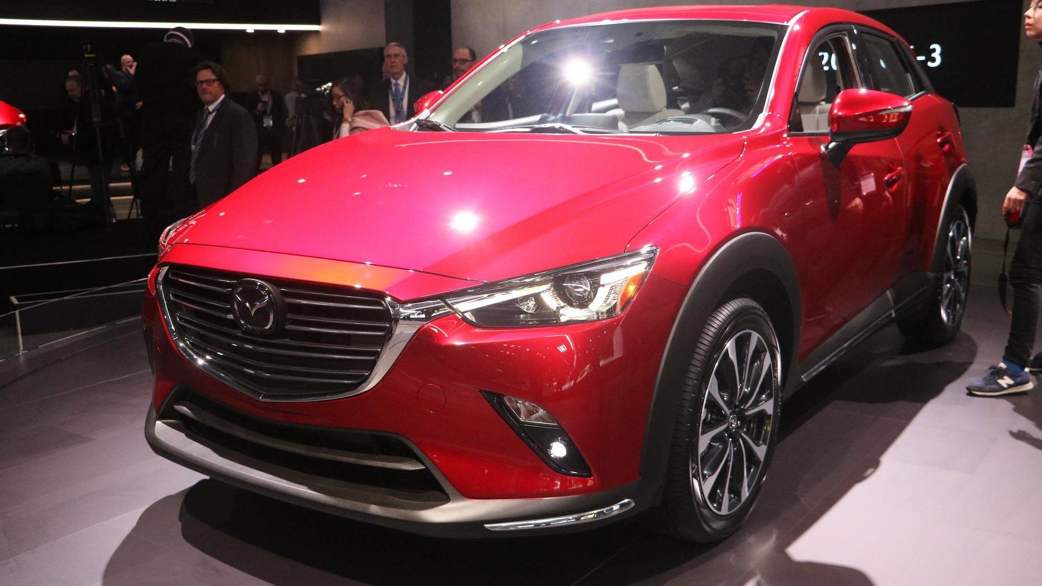 Thị trường xe - Xem trước Mazda CX-3 2019: 'Kẻ ngáng đường' Ford Ecosport (Hình 5).