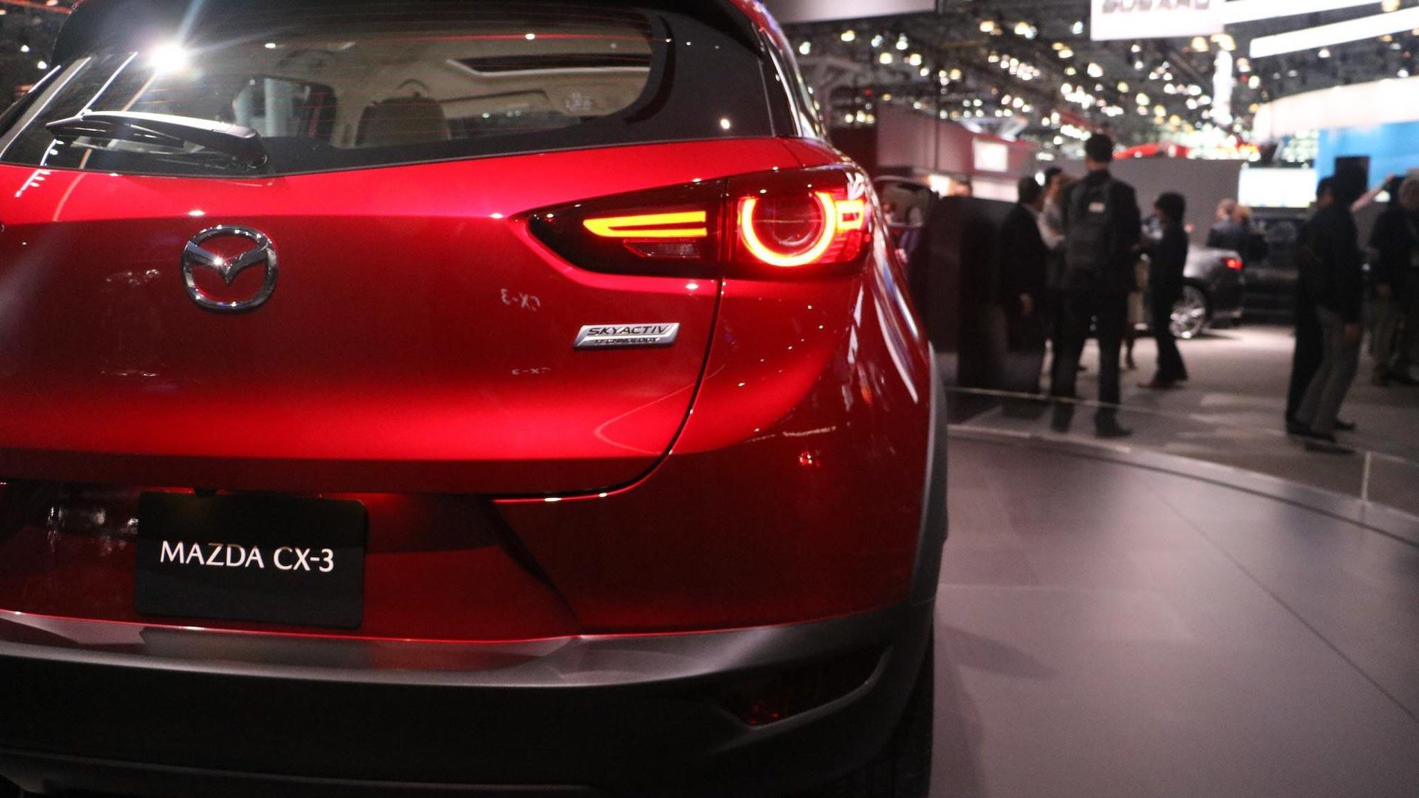 Thị trường xe - Xem trước Mazda CX-3 2019: 'Kẻ ngáng đường' Ford Ecosport (Hình 8).
