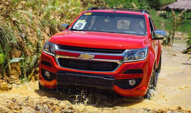 Chevrolet Trailblazer có gì để cạnh tranh Toyota Fortuner tại Việt Nam? - Ảnh 5.