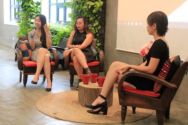 Nữ CEO trẻ: Mối quan hệ giữa các co-founders giống như một cuộc kết hôn nhưng mâu thuẫn bắt buộc phải xảy ra khi start up - Ảnh 3.