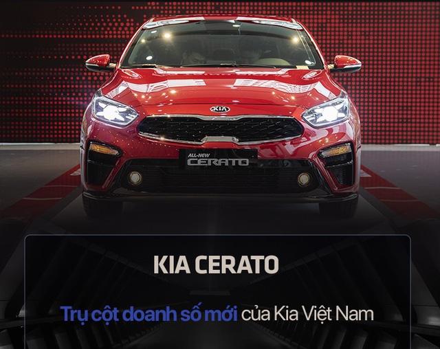 10 xe bán chạy nhất Việt Nam năm 2018: Toyota Vios vô địch, vị trí thứ 10 gây chú ý - Ảnh 7.