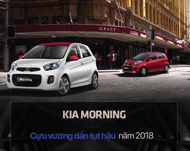 10 xe bán chạy nhất Việt Nam năm 2018: Toyota Vios vô địch, vị trí thứ 10 gây chú ý - Ảnh 8.