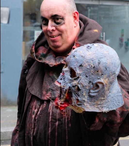 Phát hãi với hình ảnh London tràn ngập xác sống - Ảnh 9.