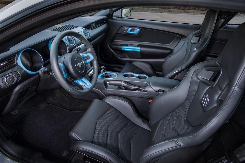 Thị trường xe - Ford ra mắt Mustang chạy điện với mô-men xoắn 1.355 Nm (Hình 9).