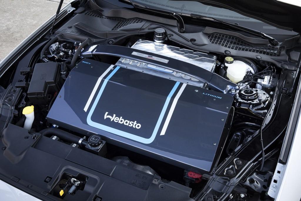 Thị trường xe - Ford ra mắt Mustang chạy điện với mô-men xoắn 1.355 Nm (Hình 2).