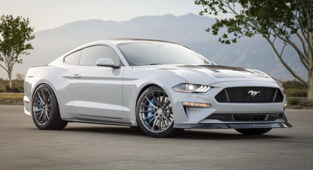 Thị trường xe - Ford ra mắt Mustang chạy điện với mô-men xoắn 1.355 Nm
