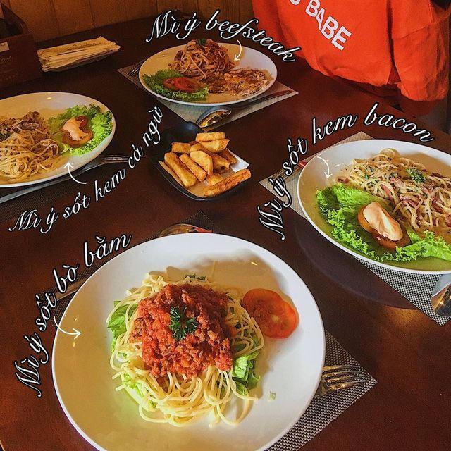 Học lỏm công thức làm spaghetti – món ngon ưa thích của giới trẻ Việt Nam - Ảnh 3.