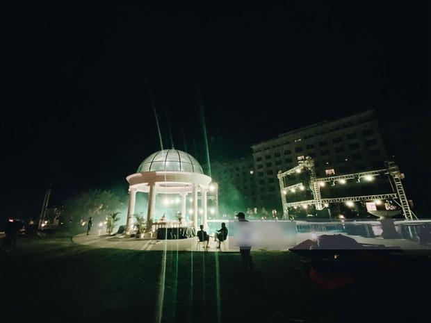 Không gian tiệc cưới cổ tích của Đông Nhi - Ông Cao Thắng - Ảnh 4.