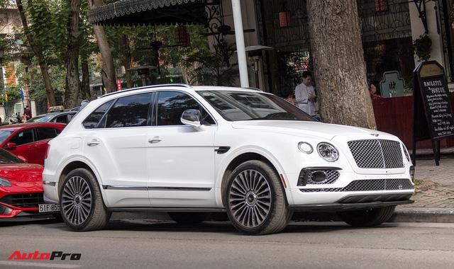 Bentley Bentayga bán lại chỉ hơn 8 tỷ đồng dù kỳ công độ Mansory, body carbon fiber - Ảnh 8.