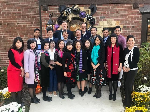 Hiện thực hóa giấc mơ du học Mỹ với học bổng toàn phần năm 2019 tại Đại học Elmhurst, Chicago - Ảnh 2.
