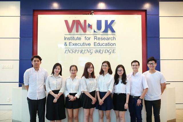 Theo chân sinh viên VNUK đi nước ngoài thực tập - Ảnh 3.