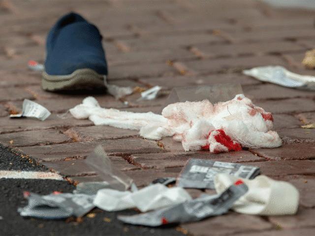 Vài giờ sau cuộc xả súng đẫm máu ở New Zealand, đoạn video live-stream kinh hoàng vẫn lan tràn trên khắp các trang mạng xã hội như Facebook, YouTube và Twitter - Ảnh 2.