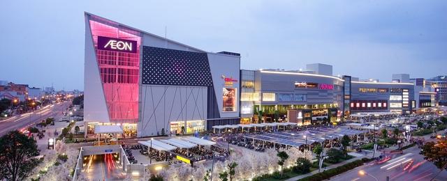 Áp đảo Lotte và AEON, Vincom sở hữu 1,2 triệu mét vuông bất động sản, chiếm 60% thị phần trung tâm thương mại ở Hà Nội và Thành phố Hồ Chí Minh - Ảnh 2.