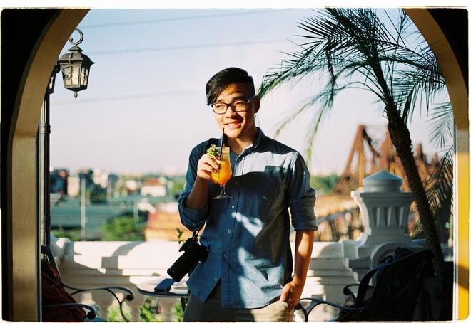 Nam sinh 2001 nhận học bổng du học Mỹ lên đến 1,3 triệu USD với giấc mơ cải tạo môi trường Việt Nam - Ảnh 3.
