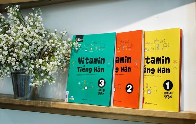 Vitamin Tiếng Hàn: Bộ giáo trình kết hợp luyện thi Topik cực chuẩn hiện nay - Ảnh 1.