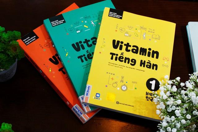Vitamin Tiếng Hàn: Bộ giáo trình kết hợp luyện thi Topik cực chuẩn hiện nay - Ảnh 2.
