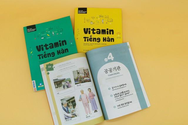 Vitamin Tiếng Hàn: Bộ giáo trình kết hợp luyện thi Topik cực chuẩn hiện nay - Ảnh 5.