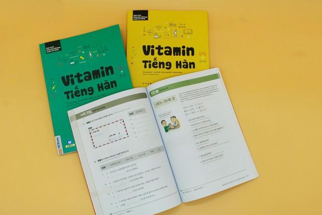 Vitamin Tiếng Hàn: Bộ giáo trình kết hợp luyện thi Topik cực chuẩn hiện nay - Ảnh 4.