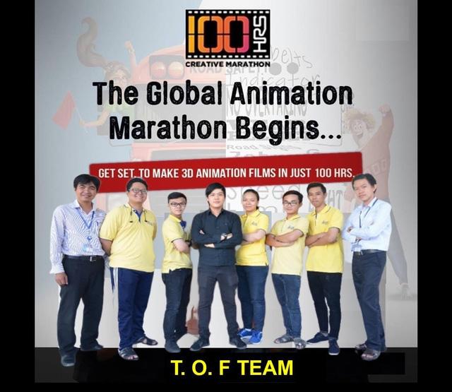 100HRS-Creative Marathon, đấu trường sáng tạo không giới hạn cho sinh viên Arena Multimedia - Ảnh 2.