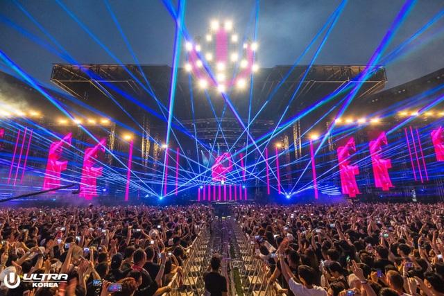 5 sự kiện âm nhạc điện tử nên tới khi có dịp ghé thăm Hàn Quốc - Ảnh 3.