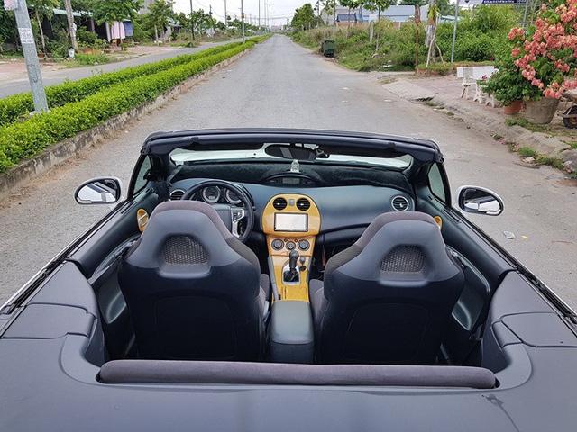 Ngang giá Xpander, chiếc mui trần này của Mitsubishi đang gây xôn xao sàn xe cũ trong nước - Ảnh 4.