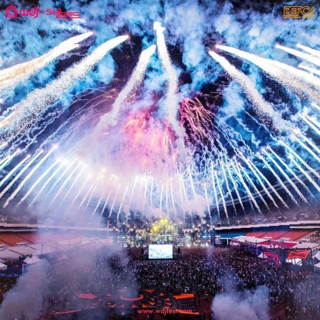5 sự kiện âm nhạc điện tử nên tới khi có dịp ghé thăm Hàn Quốc - Ảnh 1.
