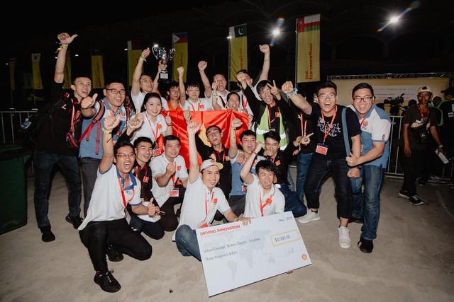 Những khoảnh khắc làm nên lịch sử của sinh viên Việt Nam tại SEM 2019 - Ảnh 14.