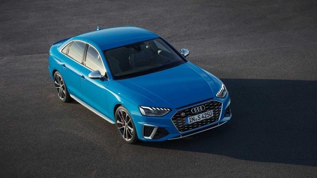 Audi A4 ra mắt phiên bản mới, đối đầu Mercedes C-Class đang làm mưa làm gió - Ảnh 1.
