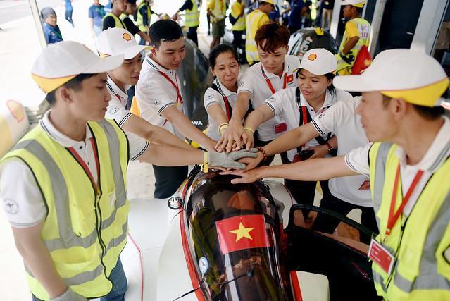 Những khoảnh khắc làm nên lịch sử của sinh viên Việt Nam tại SEM 2019 - Ảnh 10.
