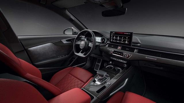 Audi A4 ra mắt phiên bản mới, đối đầu Mercedes C-Class đang làm mưa làm gió - Ảnh 5.