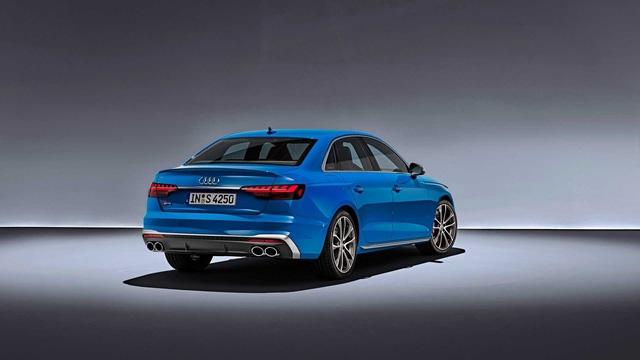 Audi A4 ra mắt phiên bản mới, đối đầu Mercedes C-Class đang làm mưa làm gió - Ảnh 6.
