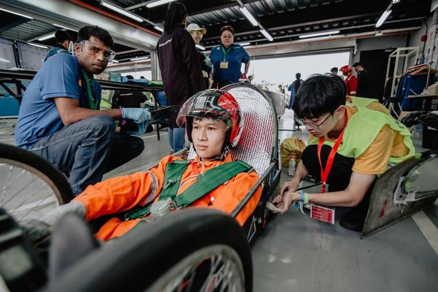 Những khoảnh khắc làm nên lịch sử của sinh viên Việt Nam tại SEM 2019 - Ảnh 6.