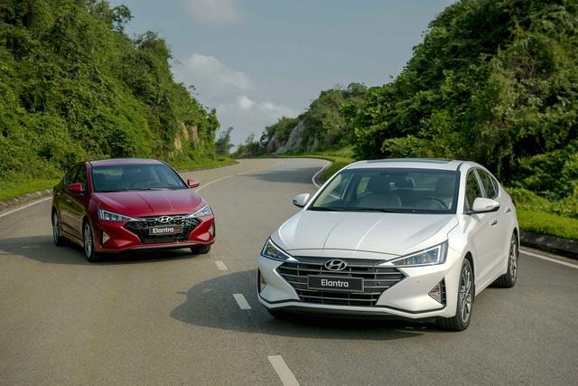 Ra mắt Hyundai Elantra 2019 giá từ 580 triệu, Tucson 2019 giá từ 799 triệu tại Việt Nam - Ảnh 1.