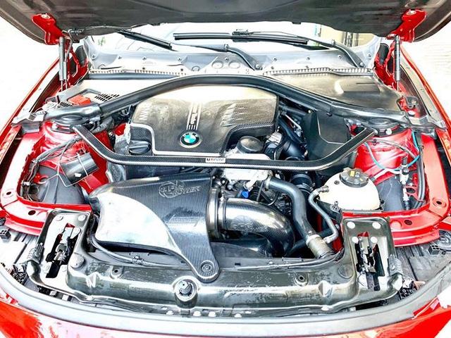 Dân chơi Sài Gòn bán BMW 320i giá 1,4 tỷ dù tiền độ xe ngốn gần 1 tỷ đồng - Ảnh 3.